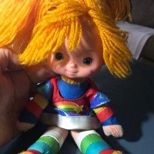Vintage Rainbow Brite Doll
